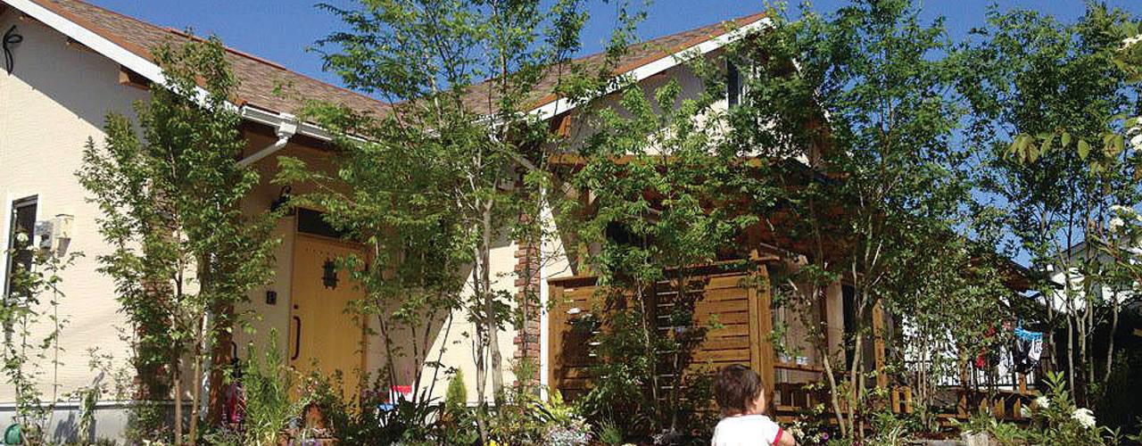 家+庭=家庭: 株式会社粋の家が手掛けた家です。
