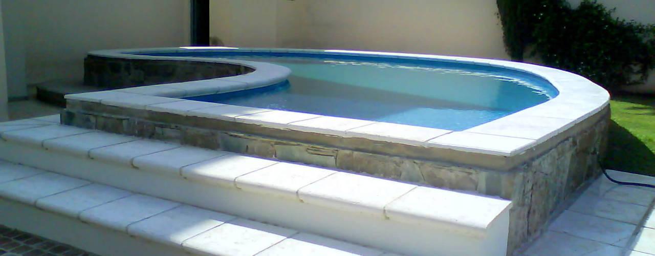 6 consejos geniales para construir una piscina elevada en casa for Como hacer una piscina economica