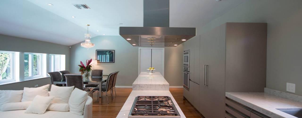 Cocinas de estilo moderno de Elías Arquitectura Moderno
