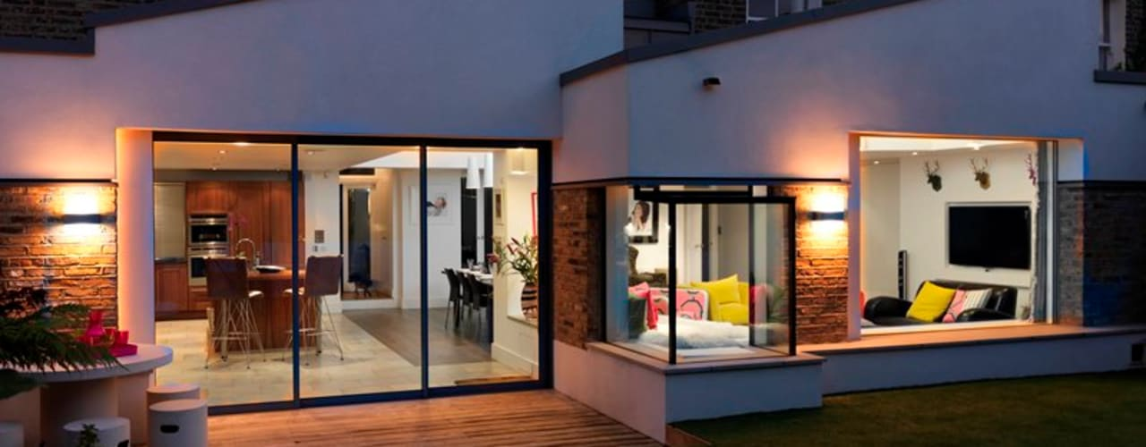 Gowan Avenue Modern garden by Simon Gill Architects Modern