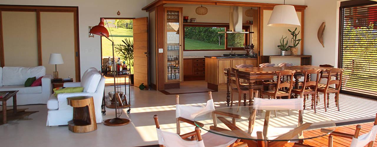 Столовые комнаты в . Автор – Ambienta Arquitetura