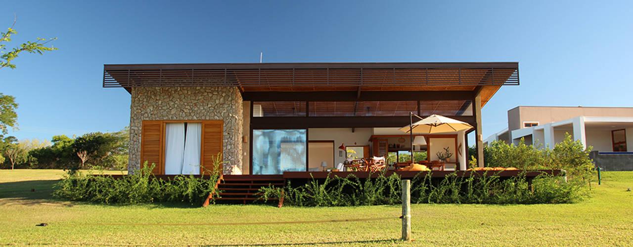 Maisons rurales par Ambienta Arquitetura Rural