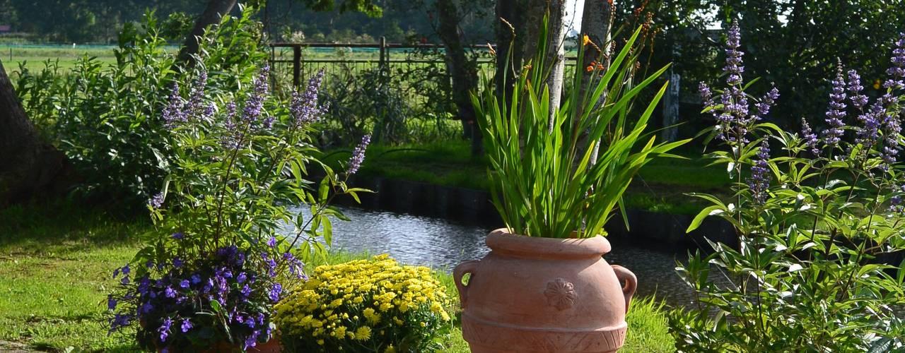 Natuurlijke tuin:   door Terrecotte Benelux