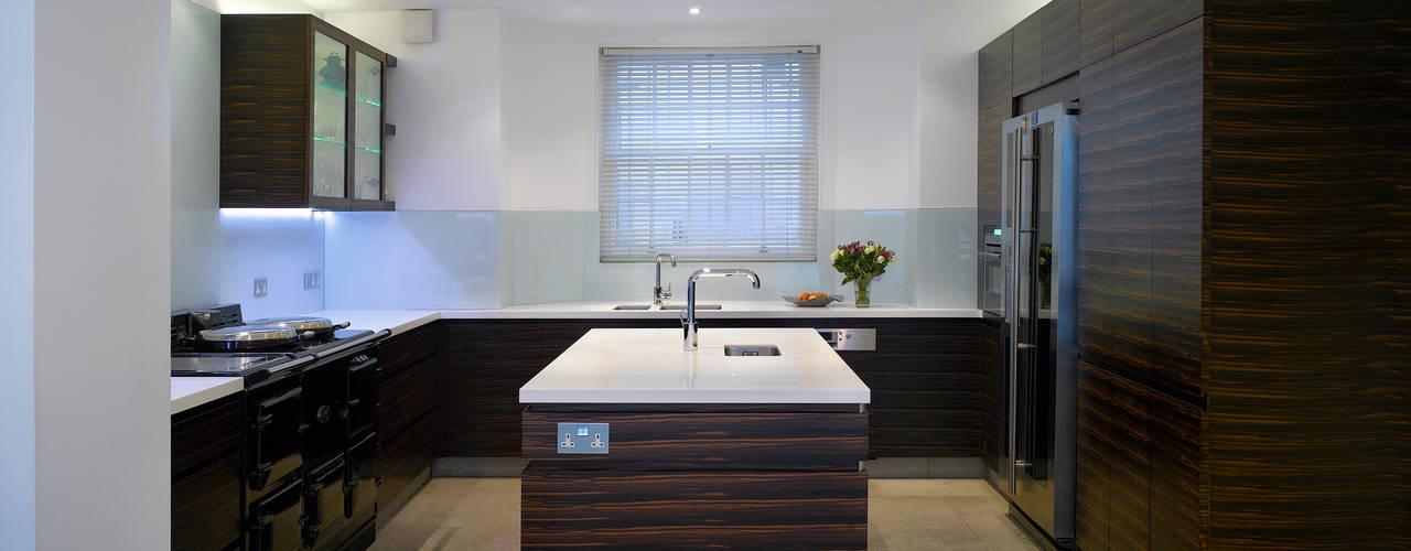 Park Village West Modern kitchen by Belsize Architects Modern