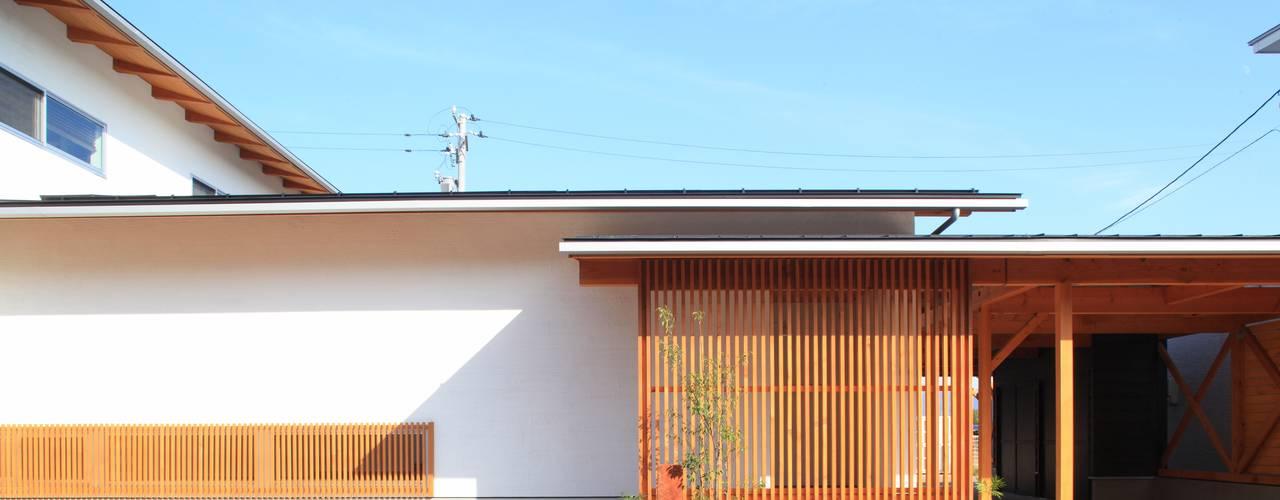 โดย haws建築設計事務所 สแกนดิเนเวียน