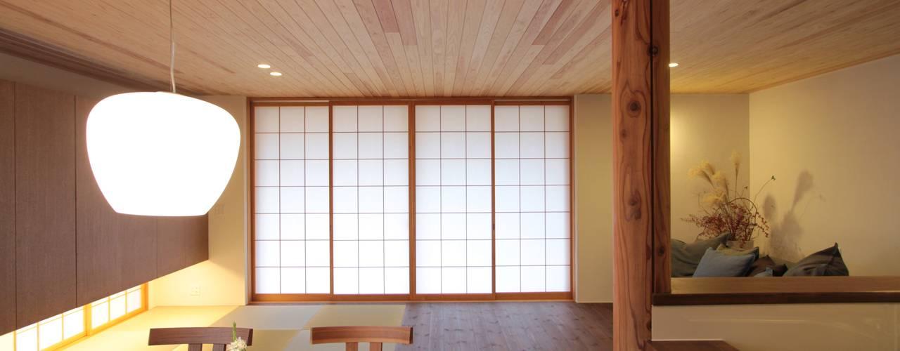 Ruang Makan Gaya Skandinavia Oleh haws建築設計事務所 Skandinavia
