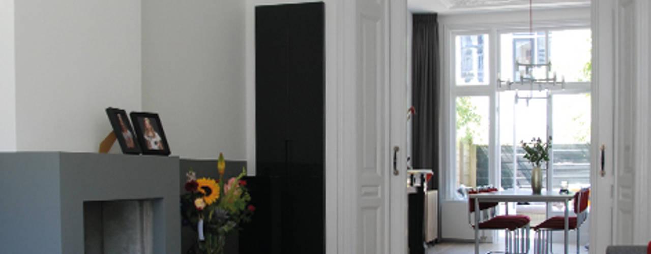 Den Haag Duinoord - verbouwing en inrichting herenhuis van Marc Font Freide Architectuur