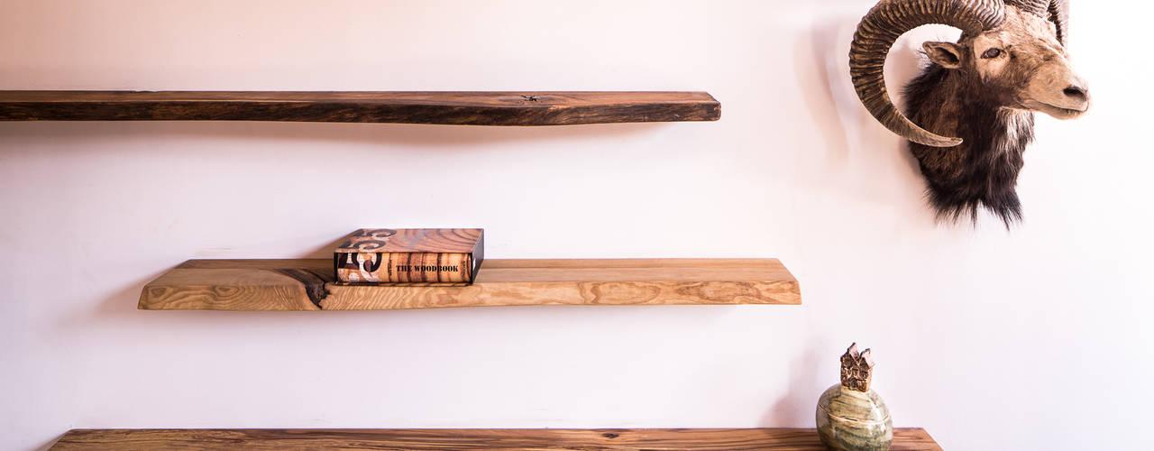 Wandplanken:   door Houthandel van Steen | Man-made furniture