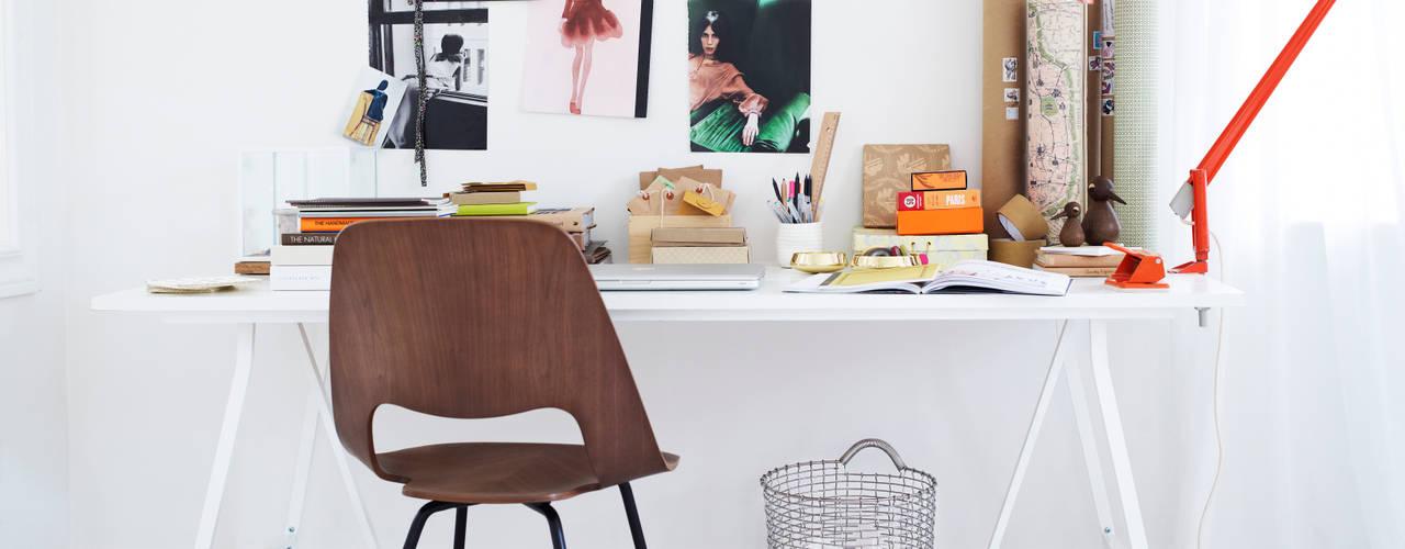 Studeerkamer/kantoor door Korbo