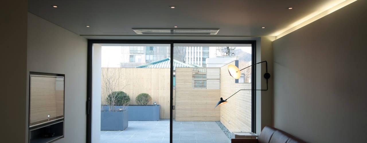 Terras door 건축사사무소 moldproject