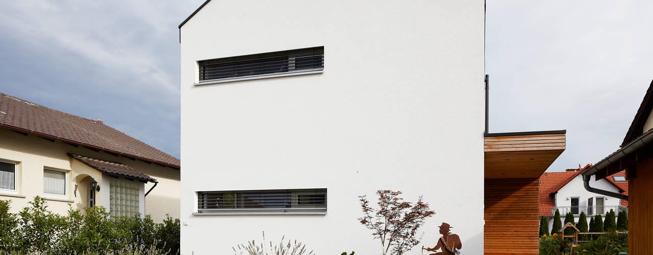 Projekty,  Domy zaprojektowane przez Marcus Hofbauer Architekt, Nowoczesny