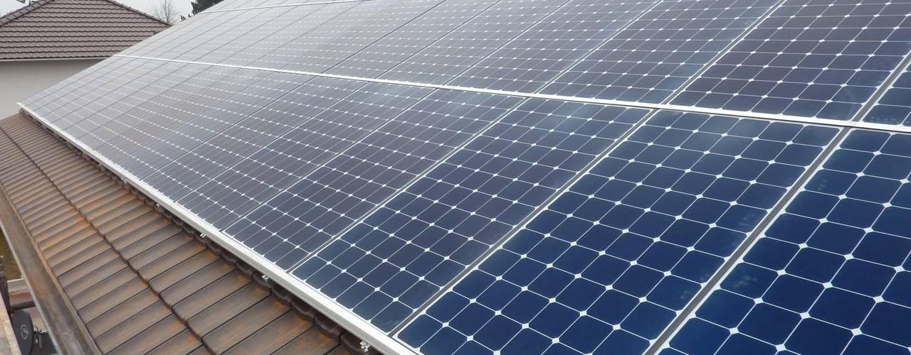 в современный. Автор – Solarsysteme Sachsen GmbH, Модерн