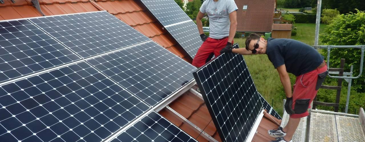 de Solarsysteme Sachsen GmbH Moderno