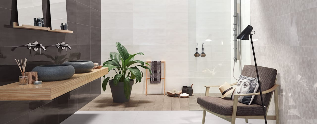 Bathroom by Love Tiles, Modern
