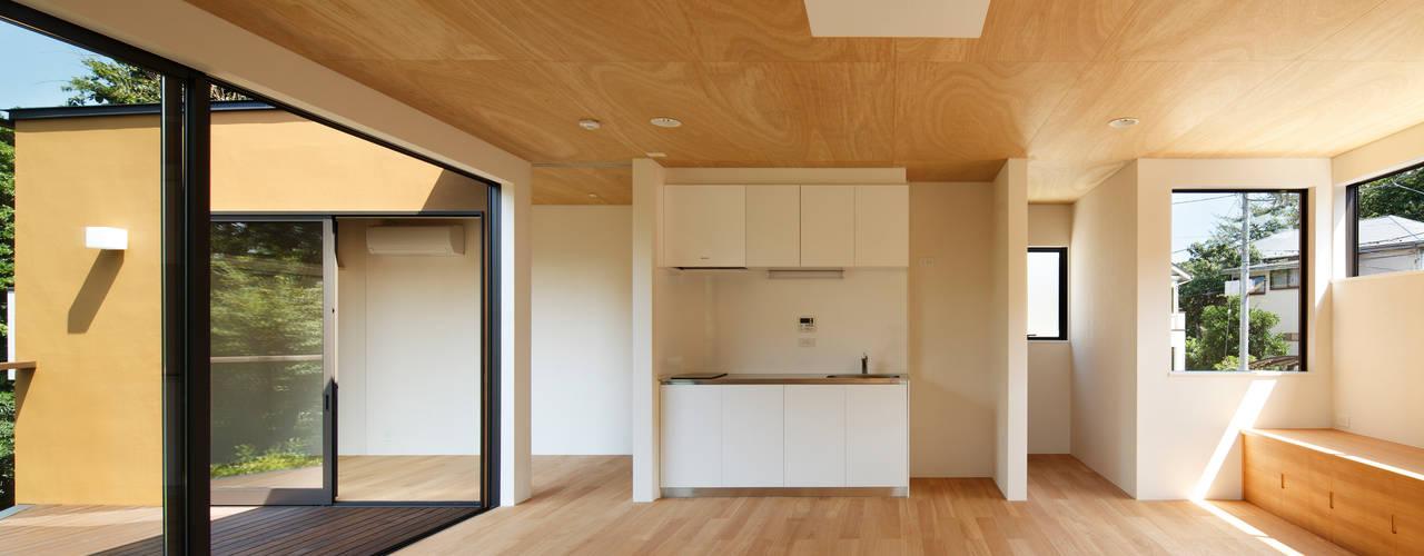 向山建築設計事務所 Living room