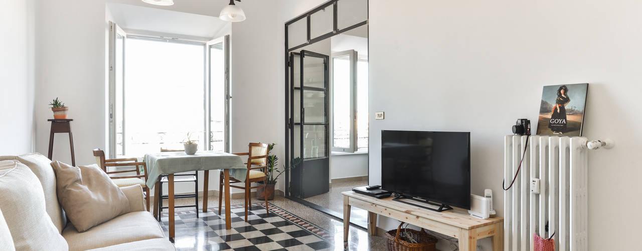 Klassieke woonkamers van 02A Studio Klassiek