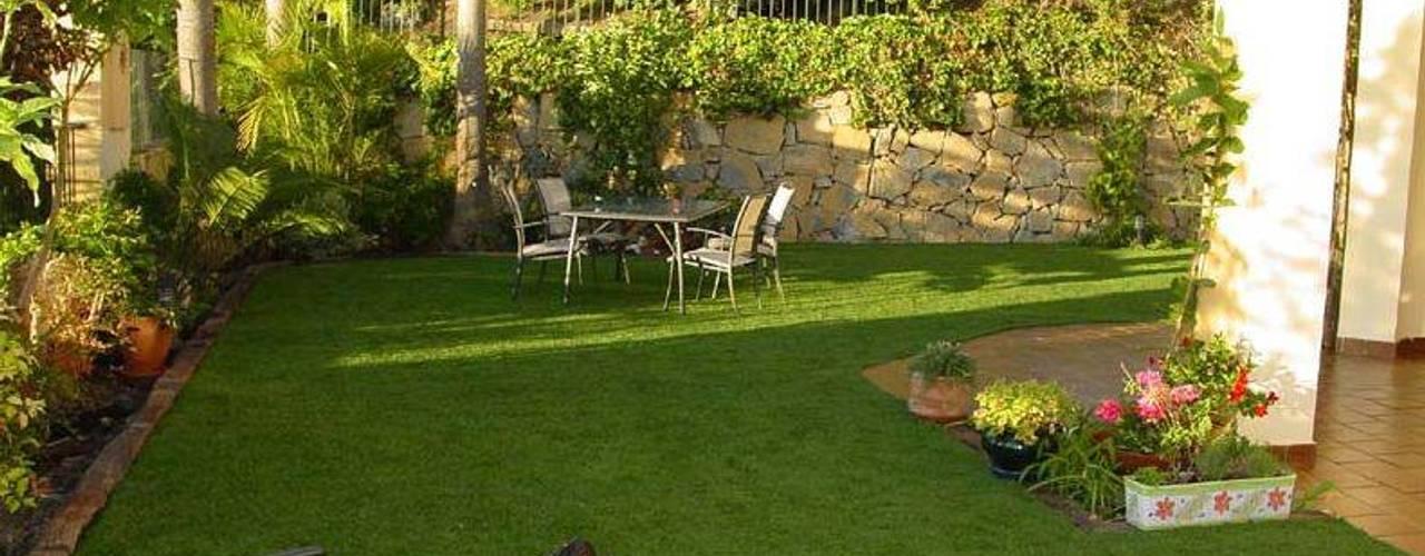 Jardins minimalistas por FERNANDA GASTELUM Minimalista