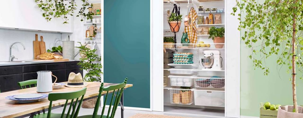 Cocinas de estilo moderno por Elfa Deutschland GmbH