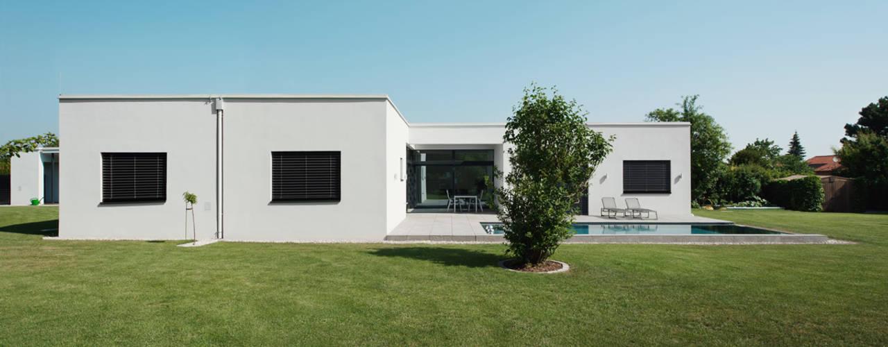 Projekty,  Domy zaprojektowane przez x42 Architektur ZT GmbH, Klasyczny