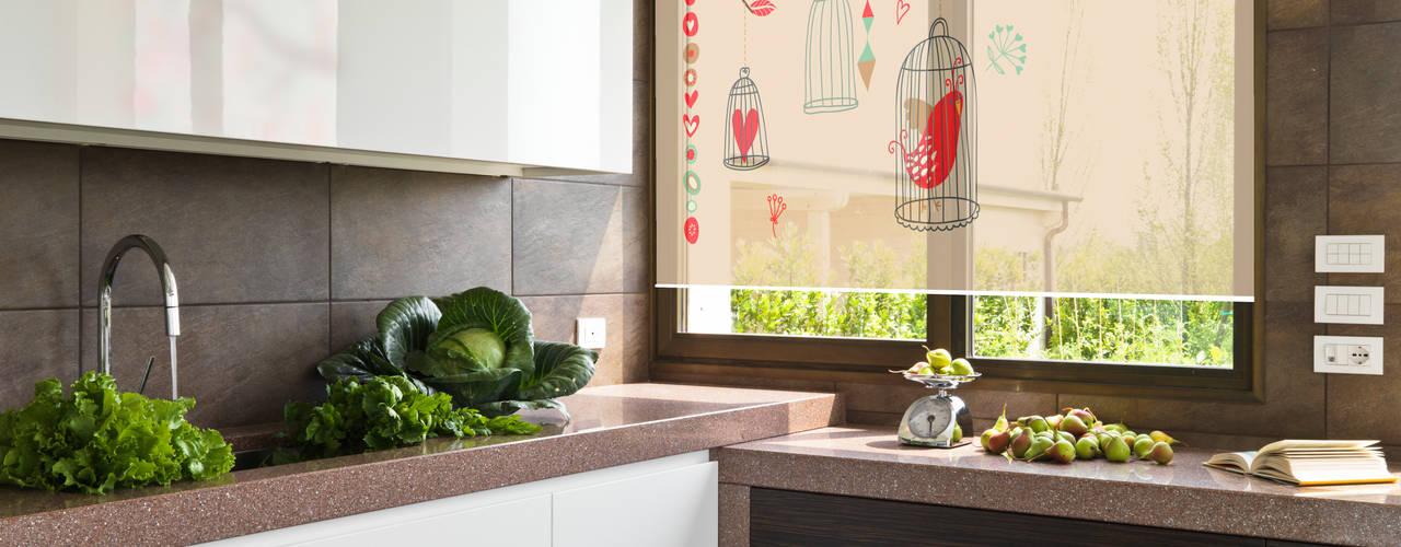 Projekty,  Kuchnia zaprojektowane przez Bonita Casa, Minimalistyczny