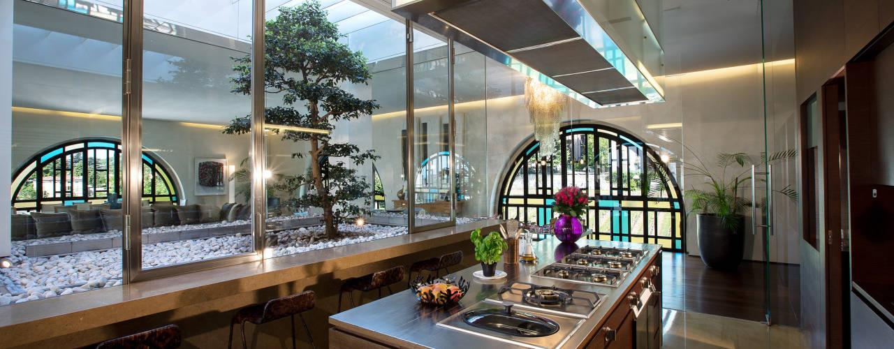 Anexos de estilo moderno por AG&F architetti