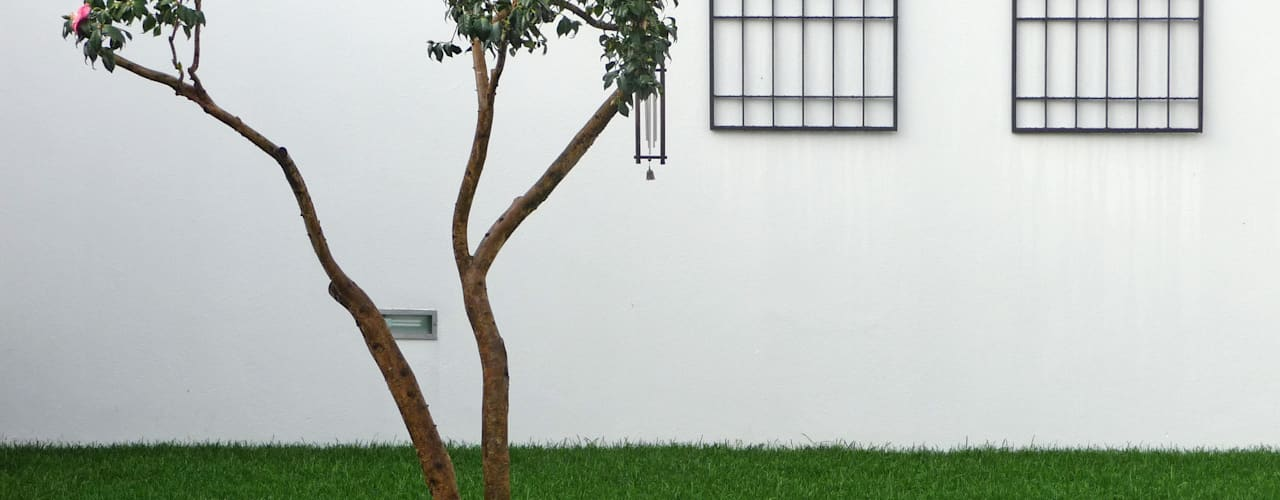 Jardin de style  par Sónia Cruz - Arquitectura, Moderne