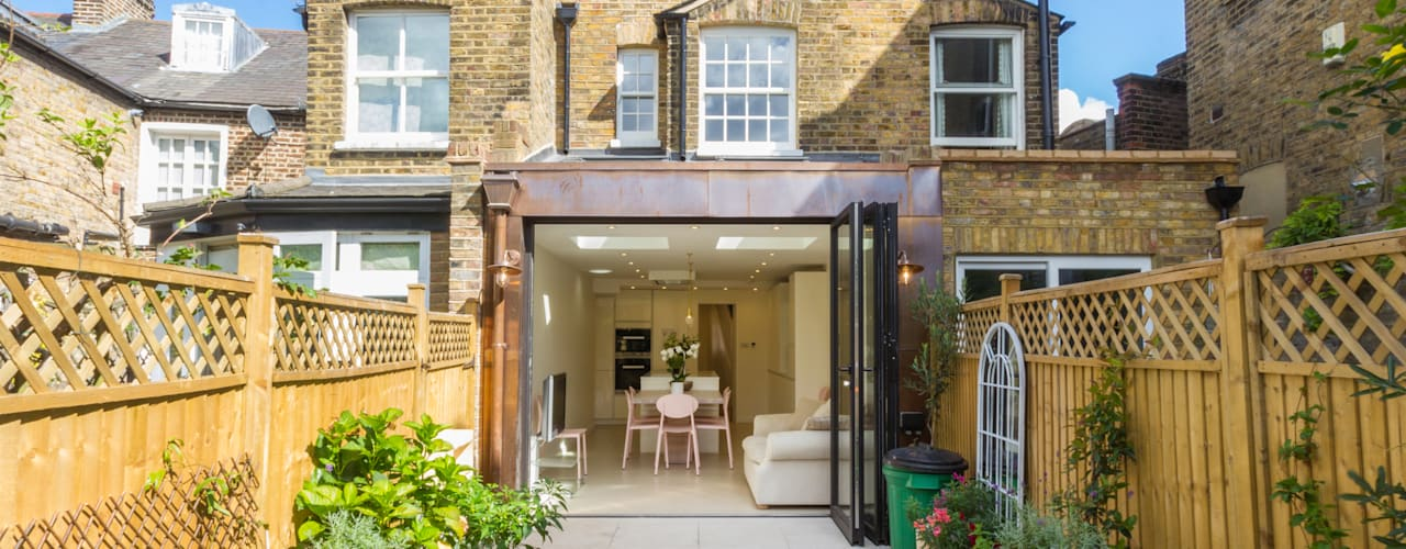 Extension and renovation, Wimbledon SW19 by TOTUS Modern