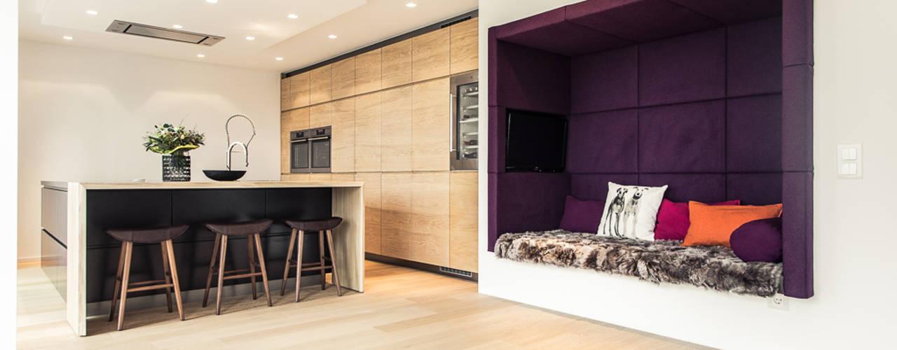 Столовые комнаты в . Автор – Meissl Architects ZT GmbH