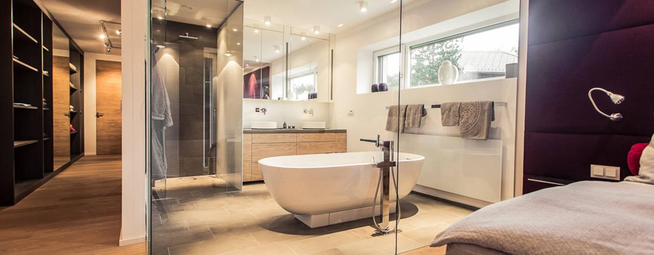 Bathroom by Meissl Architects ZT GmbH