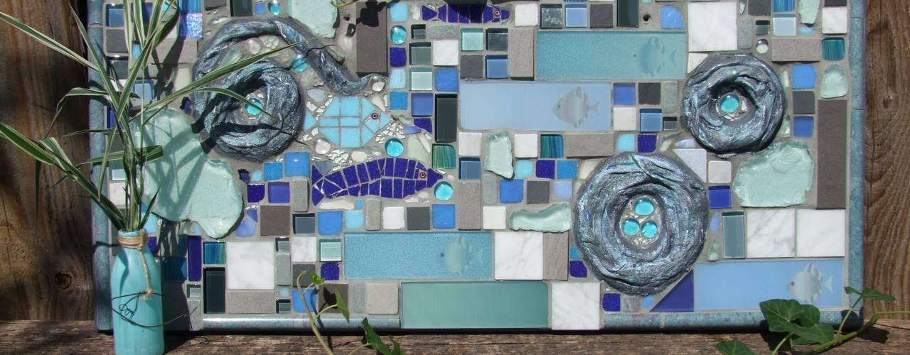 mediterranean  by homify, Mediterranean Glass