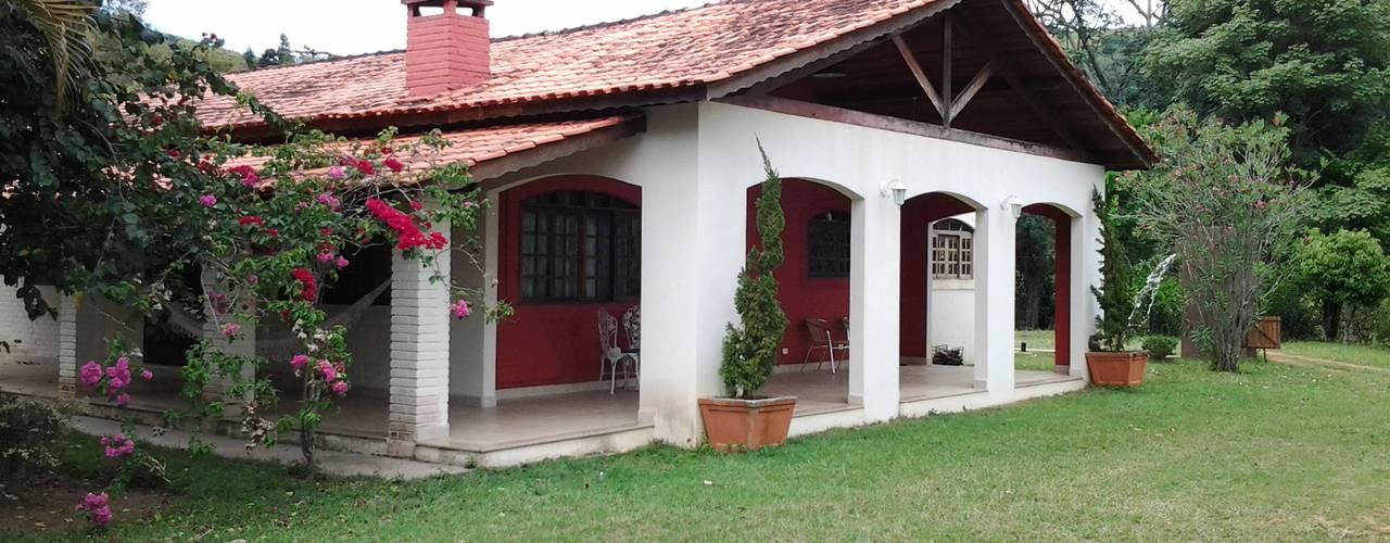 Maisons coloniales par homify Colonial