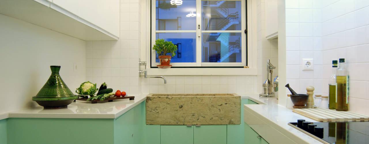 مطبخ تنفيذ BL Design Arquitectura e Interiores, إنتقائي