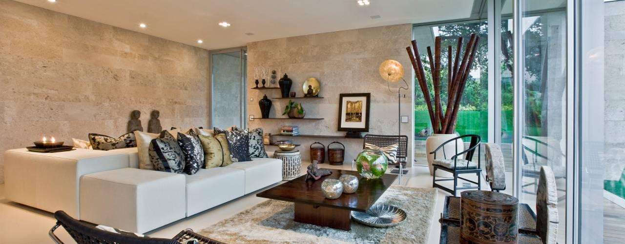 Projekty,  Salon zaprojektowane przez Viterbo Interior design