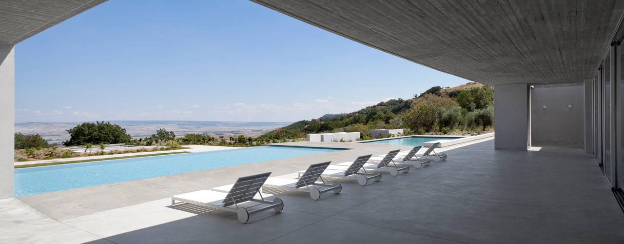 Casas mediterrâneas por Osa Architettura e Paesaggio Mediterrâneo