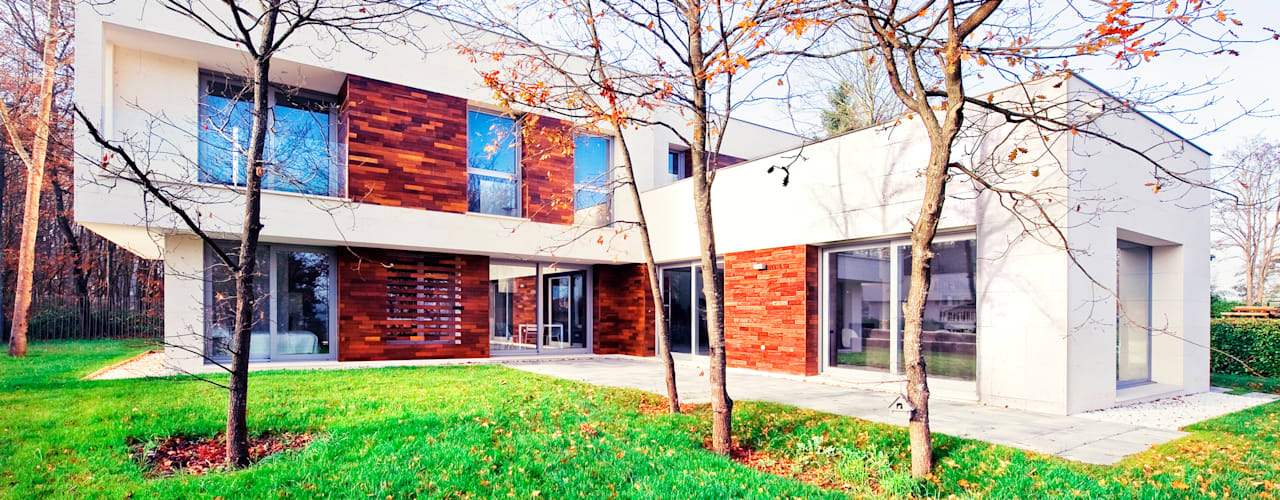 Projekty,  Domy zaprojektowane przez rdl arquitectura