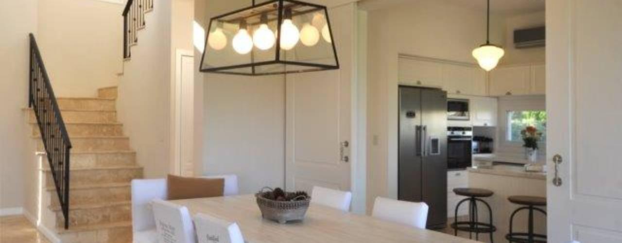 غرفة السفرة تنفيذ Parrado Arquitectura,