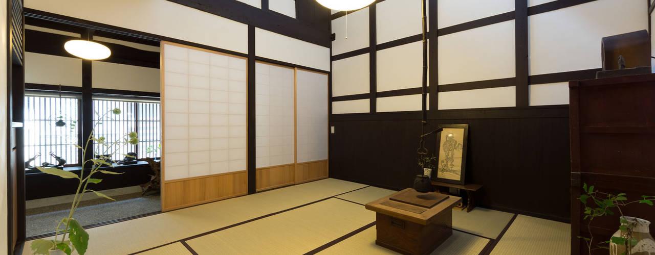木町の町家 kimachi-no-machiya: Hayashi Kenchiku-sekkeikouboが手掛けたです。