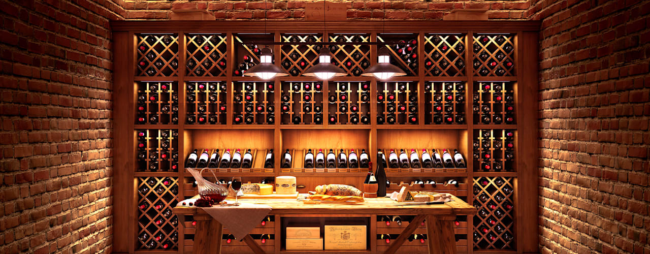Wine cellar by ARTteam