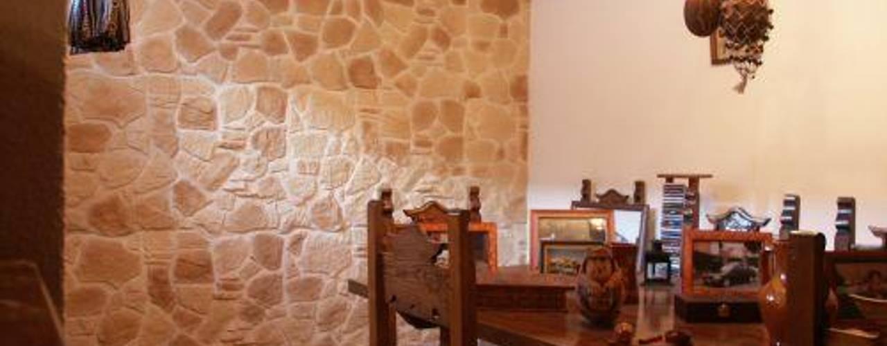 Столовые комнаты в . Автор – ENFOQUE CONSTRUCTIVO
