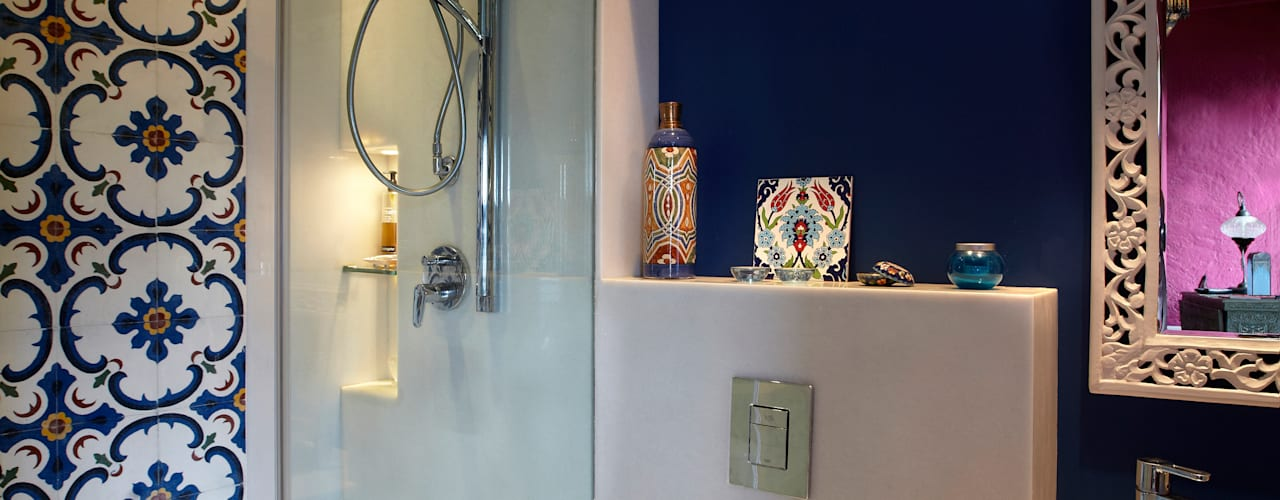 Turkish Delight:  Bathroom by Interface