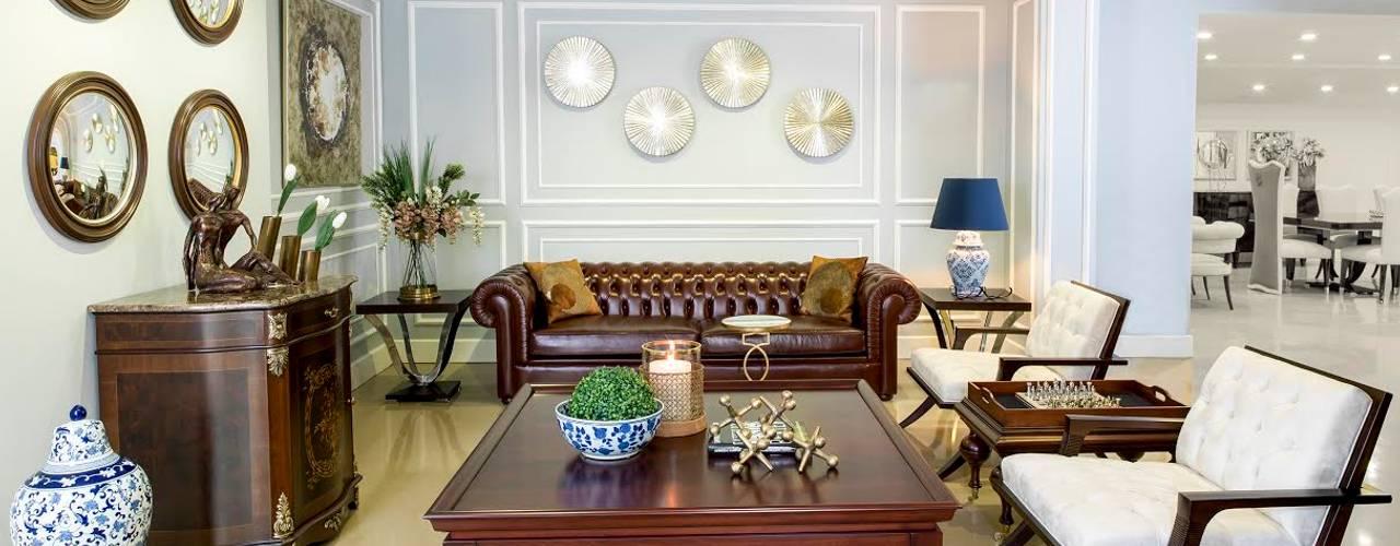 Ahmet Türkmen Mobilya Modern Oturma Odası AHMET TÜRKMEN MOBİLYA VE DEKORASYON Modern