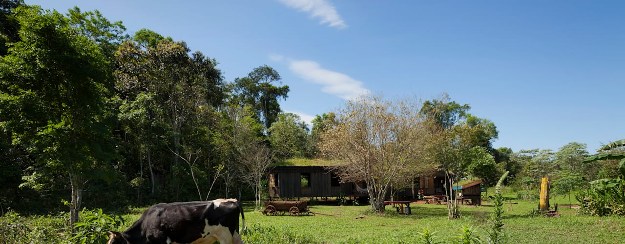 Country style houses by IR arquitectura Country