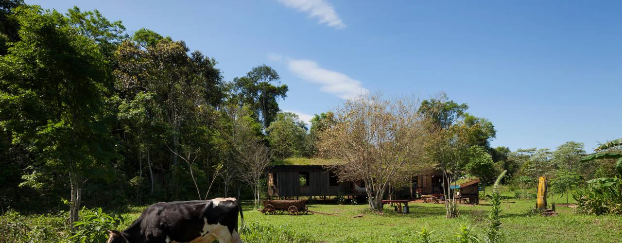 บ้านและที่อยู่อาศัย by IR arquitectura