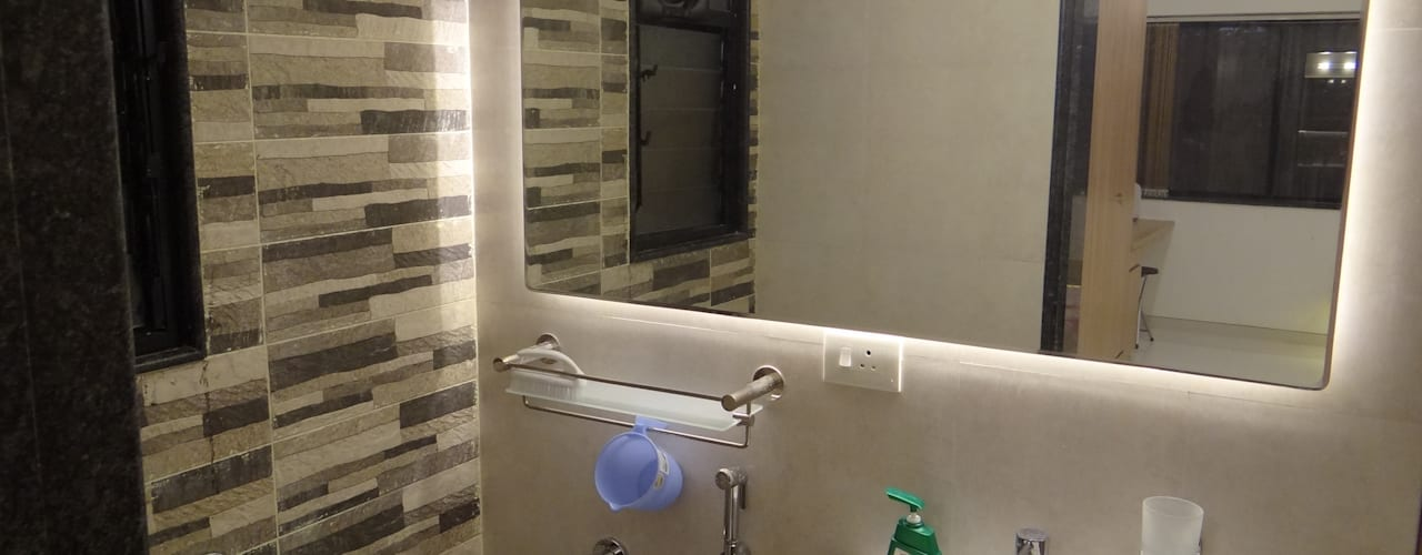 Baños de estilo  por Nuvo Designs