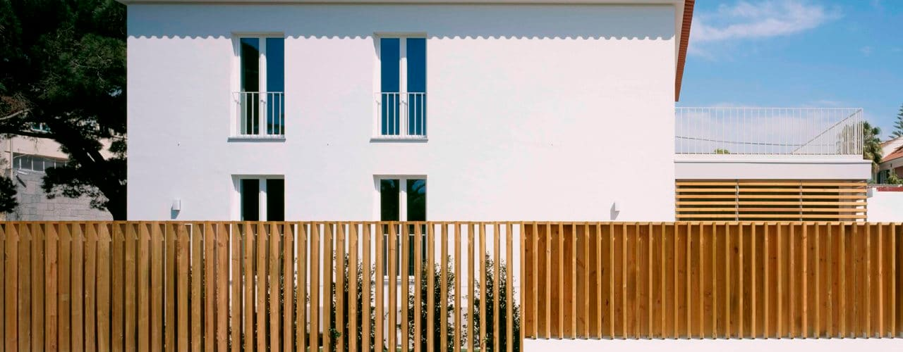 HDM House SAMF Arquitectos Будинки