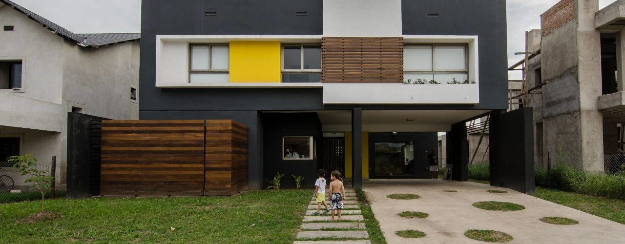 Casas modernas de APPaisajismo Moderno