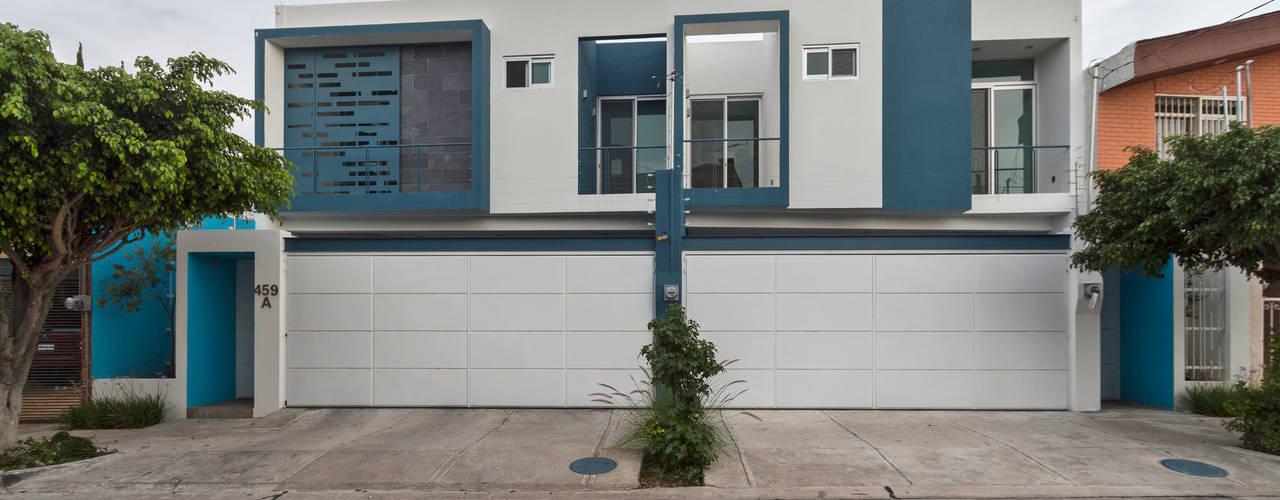 Casas de estilo  por INDICO