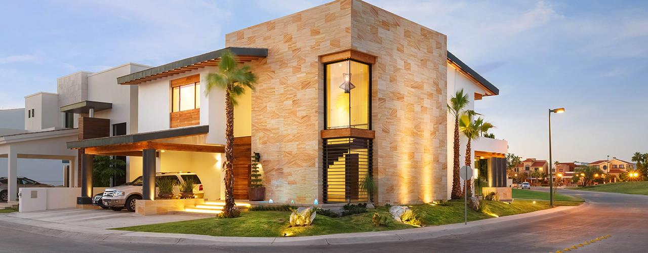 منازل تنفيذ Imativa Arquitectos, حداثي