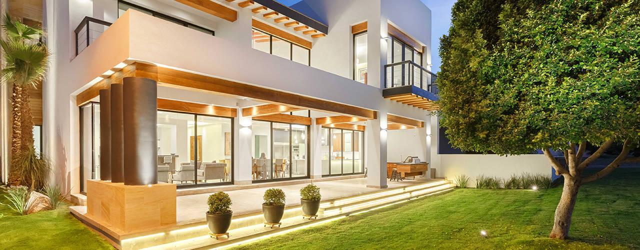 บ้านและที่อยู่อาศัย by Imativa Arquitectos
