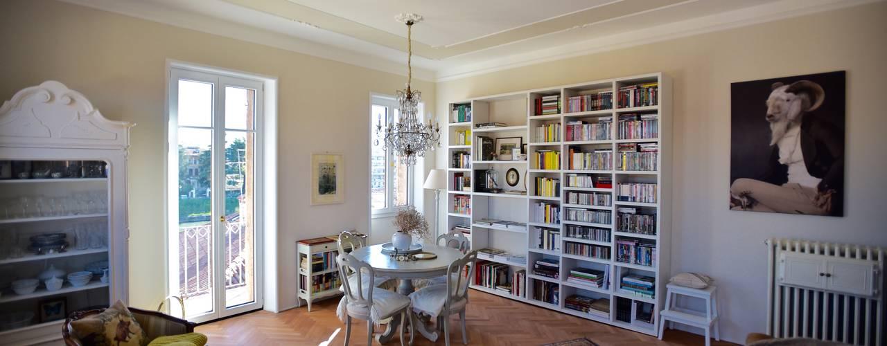 Living room by K.B. Ristrutturazioni